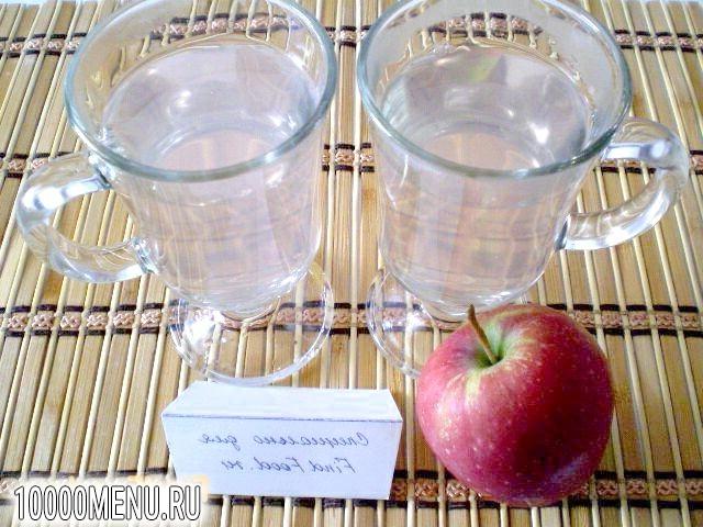 Фото - Компот з яблук груш та винограду - фото 5 кроку