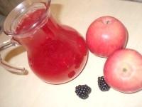 Як приготувати компот з яблук і ожини - рецепт
