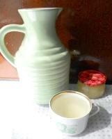 Як приготувати компот з ревеню з медом - рецепт