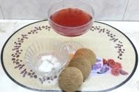 Як приготувати компот з вишні полуниці з яблуками і м'ятою - рецепт