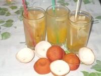 Як приготувати компот з апельсином і яблуками - рецепт