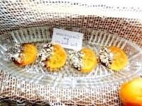 Як приготувати цукерки з мандаринів - рецепт