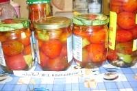 Як приготувати консервовані помідори - рецепт