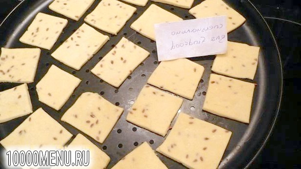 Фото - Кукурудзяна несолодке печиво - фото 4 кроки