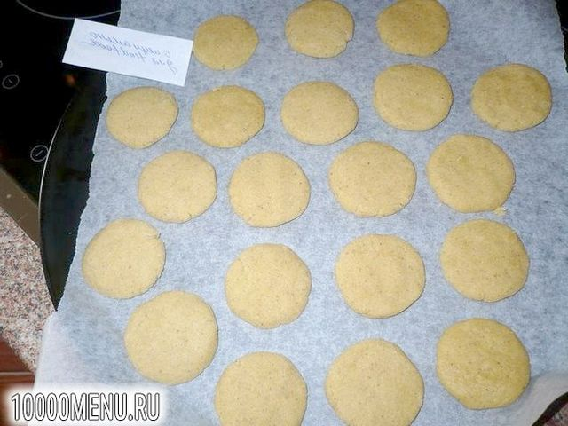 Фото - Кукурудзяна печиво - фото 5 кроку