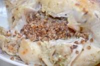 Як приготувати курку фаршировану гречкою в мультиварці - рецепт