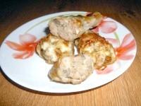 Як приготувати курку в панчішках - рецепт