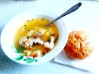Як приготувати курячий суп з галушками і овочами - рецепт