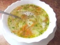 Як приготувати курячий суп з локшиною - рецепт