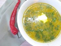 Як приготувати курячий суп з овочами в мультиварці - рецепт