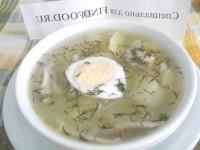 Як приготувати курячий суп з рисом - рецепт