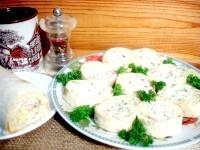 Як приготувати лаваш на сніданок - рецепт