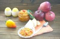Як приготувати лечо з болгарського перцю з яблуками - рецепт