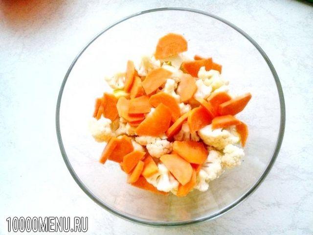 Фото - Легкий овочевий супчик - фото 5 кроку