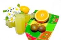 Як приготувати лимонад з ківі - рецепт