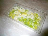 Як приготувати цибулю-порей заморожений - рецепт