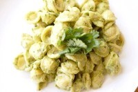 Як приготувати макарони - черепашки з авокадо - рецепт
