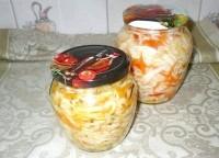 Як приготувати мариновану капусту з кмином - рецепт