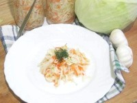 Як приготувати мариновану капусту солоденьку - рецепт