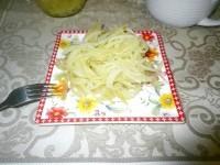 Як приготувати мариновану зелену редьку - рецепт