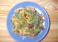 Як приготувати мариновані баклажани по-корейськи - рецепт