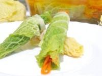 Як приготувати мариновані голубці з савойської капусти - рецепт