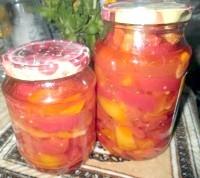 Як приготувати маринований болгарський перець - рецепт