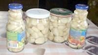 Як приготувати маринований часник - рецепт