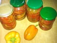 Як приготувати маринований перець - рецепт