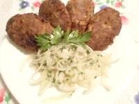 Як приготувати маринований лук салатний - рецепт