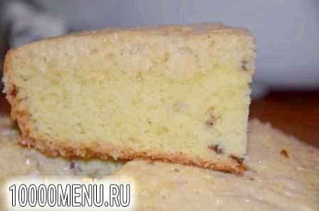Фото - Масляний кекс - фото 4 кроки