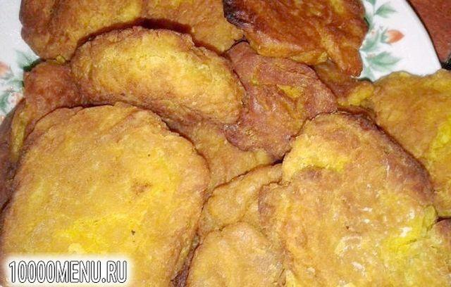 Фото - Медові пончики - фото 4 кроки