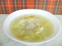 Як приготувати м'ясний суп з макаронами - рецепт