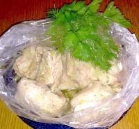 Як приготувати м'ясо запечене в рукаві - рецепт