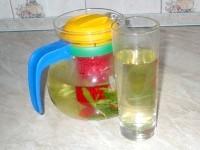 Як приготувати м'ятно-апельсиновий напій - рецепт