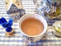 Як приготувати м'ятно-імбирний чай з калиною - рецепт