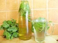 Як приготувати м'ятний чай - рецепт