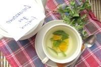 Як приготувати м'ятний чай з курагою - рецепт