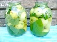Як приготувати мочені яблука - рецепт