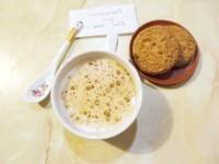 Як приготувати молочний кисіль з корицею - рецепт