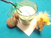Як приготувати молочний коктейль з бананом та ківі - рецепт