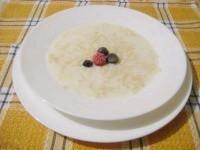 Як приготувати молочний суп в мультиварці - рецепт