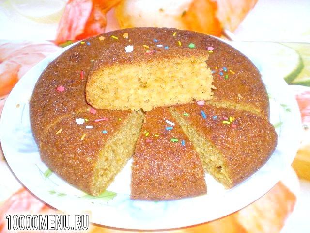 Фото - Морквяний пиріг - фото 10 кроку