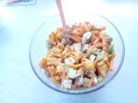 Як приготувати морквяний салат з макухою - рецепт