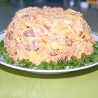 Як приготувати чоловічий салат поки дружина в пологовому будинку - рецепт