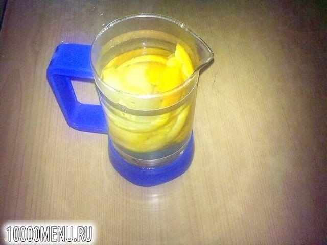 Фото - Напій апельсиновий - фото 2 кроки