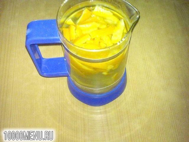 Фото - Напій апельсиновий - фото 3 кроки