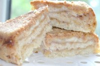 Як приготувати насипної пиріг з яблуками - рецепт