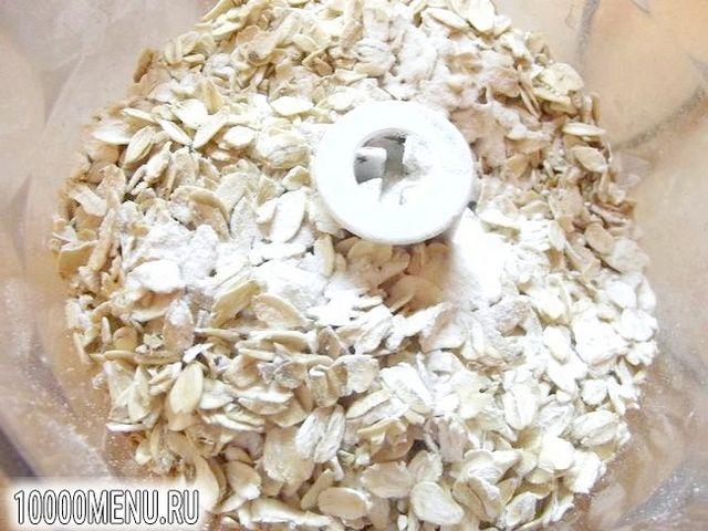 Фото - Ніжні кекси з вівсяних пластівців - фото 2 кроки