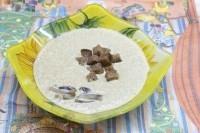 Як приготувати ніжний крем-суп з грибів з крутонами - рецепт